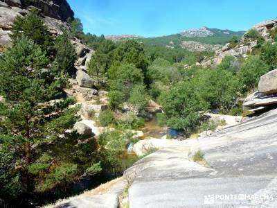 La Pedriza-Río Manzanares Madrid-Charca Verde; aventura pirineos senderismo vizcaya